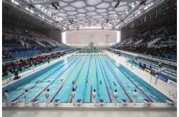 Олимпийский бассейн. Пекин-2008