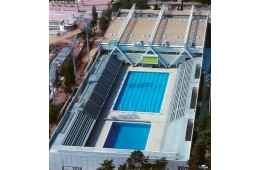 Олимпийский бассейн. Барселона-1992.