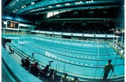 Олимпийский бассейн. Москва-1980