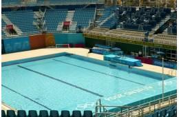 Олимпийский бассейн. Афины-2004