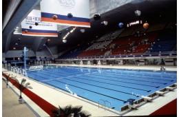 Олимпийский бассейн. Сеул-1988
