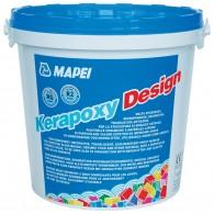 Kerapoxy Design – декоративный клей-заполнитель для внутренних и внешних работ.